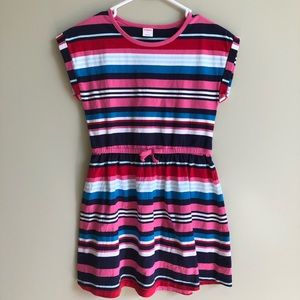 NWOT Colorful striped dress
